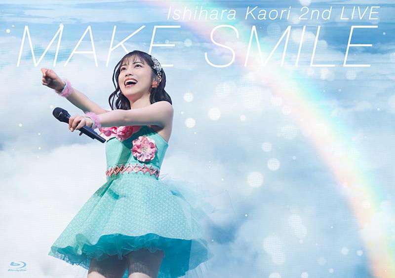 石原夏織 2nd LIVE<br>MAKE SMILE